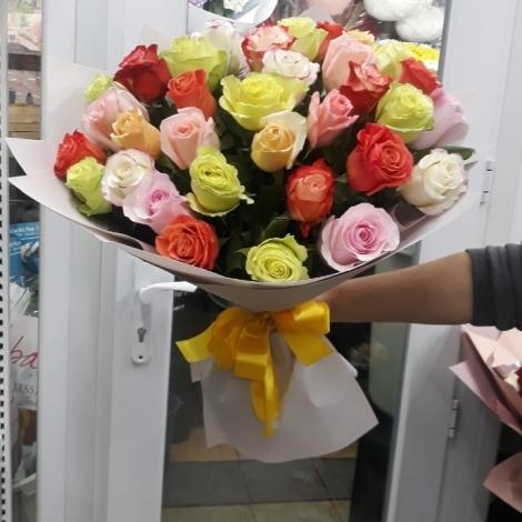 "Букет "" Аромат роз"""