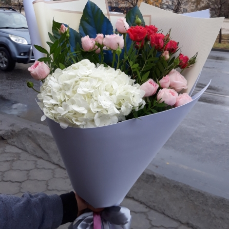 "Букет ""Звезда"""